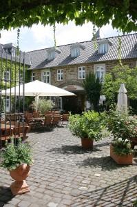 Rodderhof-Innenhof